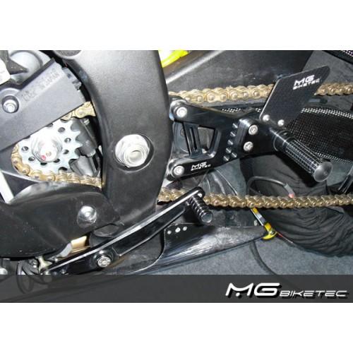Stopalke MG Biketec Yamaha R6 2006-2016
