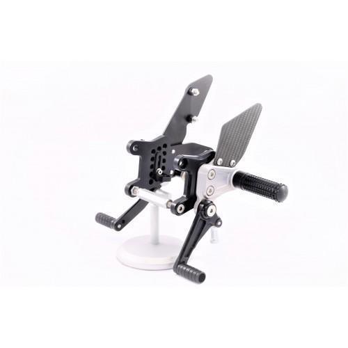 Stopalke MG Biketec Aprilia RSV4 2009-2014